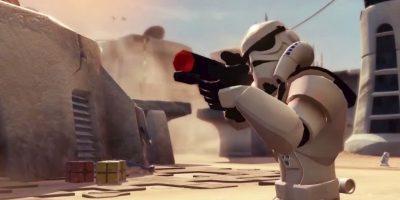 Estas son las nuevas imágenes presentadas en el congreso E3 de videojuegos Foto:PlayStation