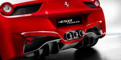 Vidal adquirió el Ferrari por medio de la importadora oficial de esta marca italiana en Chile. Foto:ferrari.com