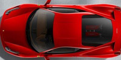 Es un motor V8 con capacidad de 4.5 litros y con 570 caballos de fuerza. Foto:ferrari.com