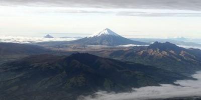 Se prepara Ecuador ante posible erupción del volcán Cotopaxi