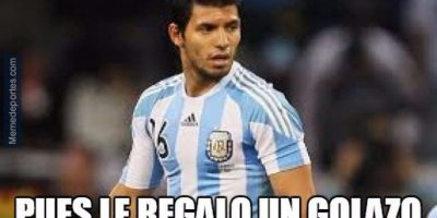 Se burlan del triunfo de Argentina sobre Uruguay en el cumpleaños del portero Muslera
