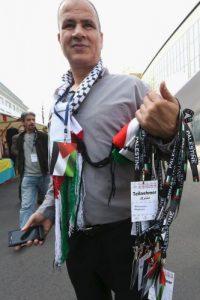 El primer ministro palestino Rami Hamdalá presentó su renuncia, ante lo que Mahmud Abbas le ordenó formar un nuevo gobierno. Las expectativas de la creación de un Estado Palestino parecen más lejanas que nucna y la reconciliación ha quedado solamente en palabras. Foto:Getty Images