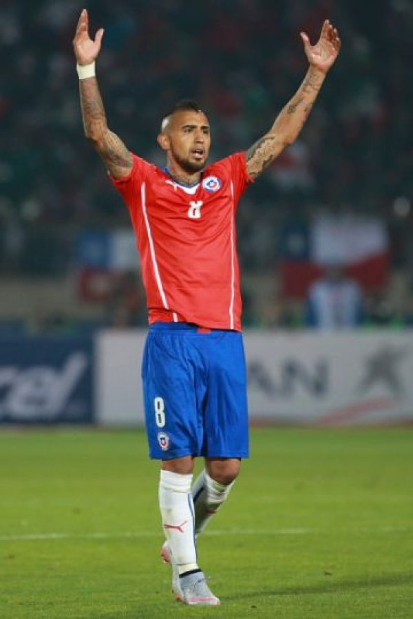 Las autoridades revelaron después que Vidal conducía bajo los efectos del alcohol, por lo que fue detenido. Foto:Getty Images
