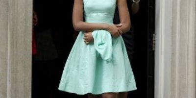 """Medio británico llama """"adolescentes torpes"""" a las hijas de Barack Obama"""