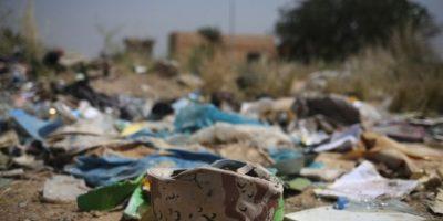 Miles de yizadies fueron asesinados y los sobrevivientes tuvieron que escapar al monte Sinjar, en donde hubo otros fallecimientos. Esta fue la razón por la que Estados Unidos comenzó a atacar a ISIS en septiembre. Foto:Getty Images