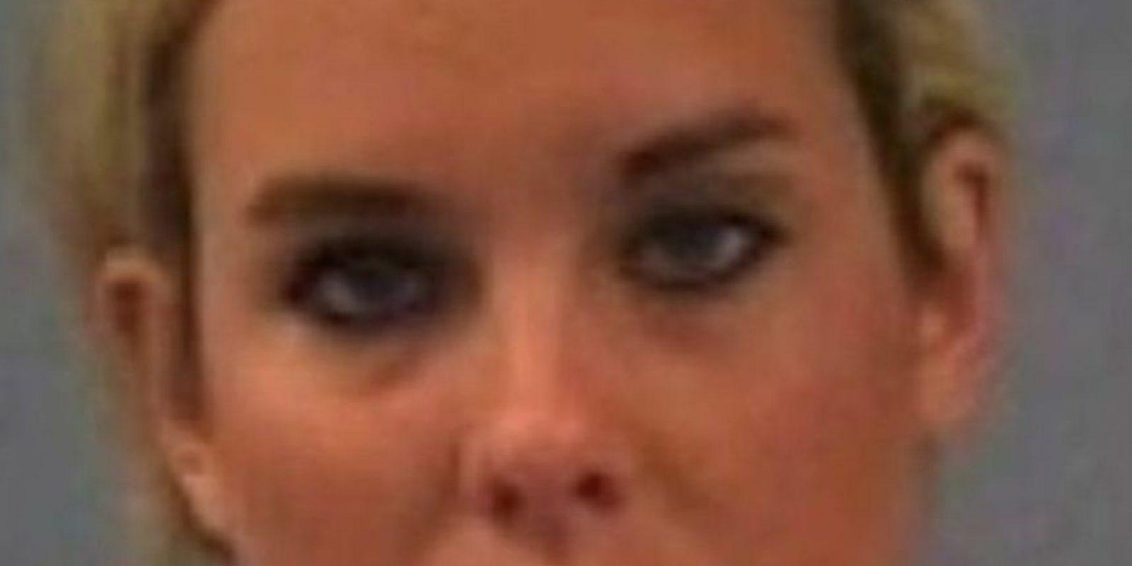 Alison Peck, de 23 años, fue acusada de tener relaciones con un alumno de 16 años Foto:wnd.com