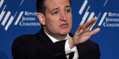 """""""Me estoy postulando para presidente y espero tener su apoyo"""". Foto:Getty Images"""