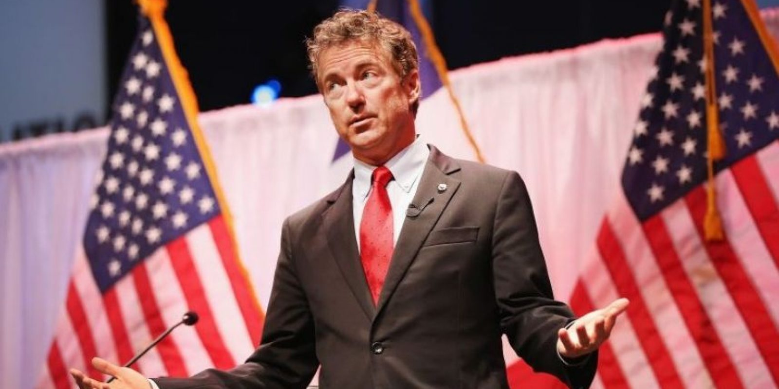 Rand Paul Foto:Getty Images