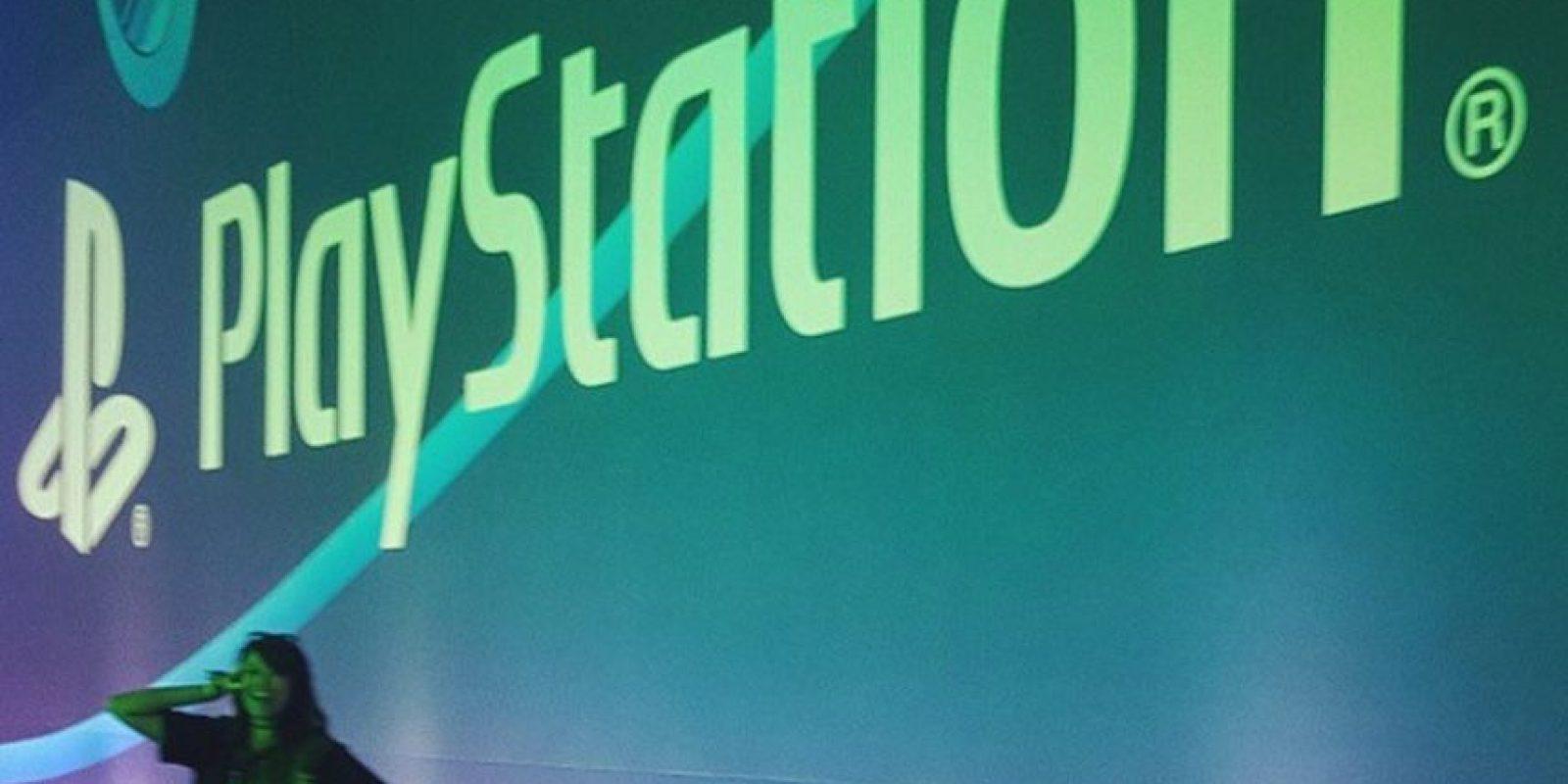 Donde Sony ofreció su conferencia de prensa. Foto:instagram.com/steenurr