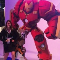 "Foto con ""Iron Man"". Foto:instagram.com/crohdster"