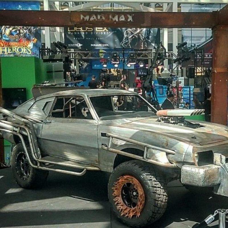 Autos de videojuegos en la vida real. Foto:instagram.com/glerob