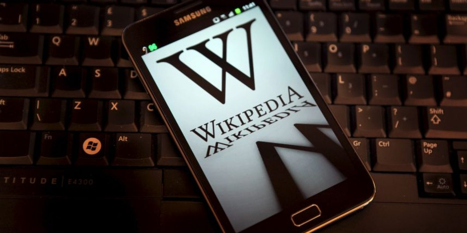 El Wikcionario, destinado a la creación de un diccionario libre. Foto:Getty Images