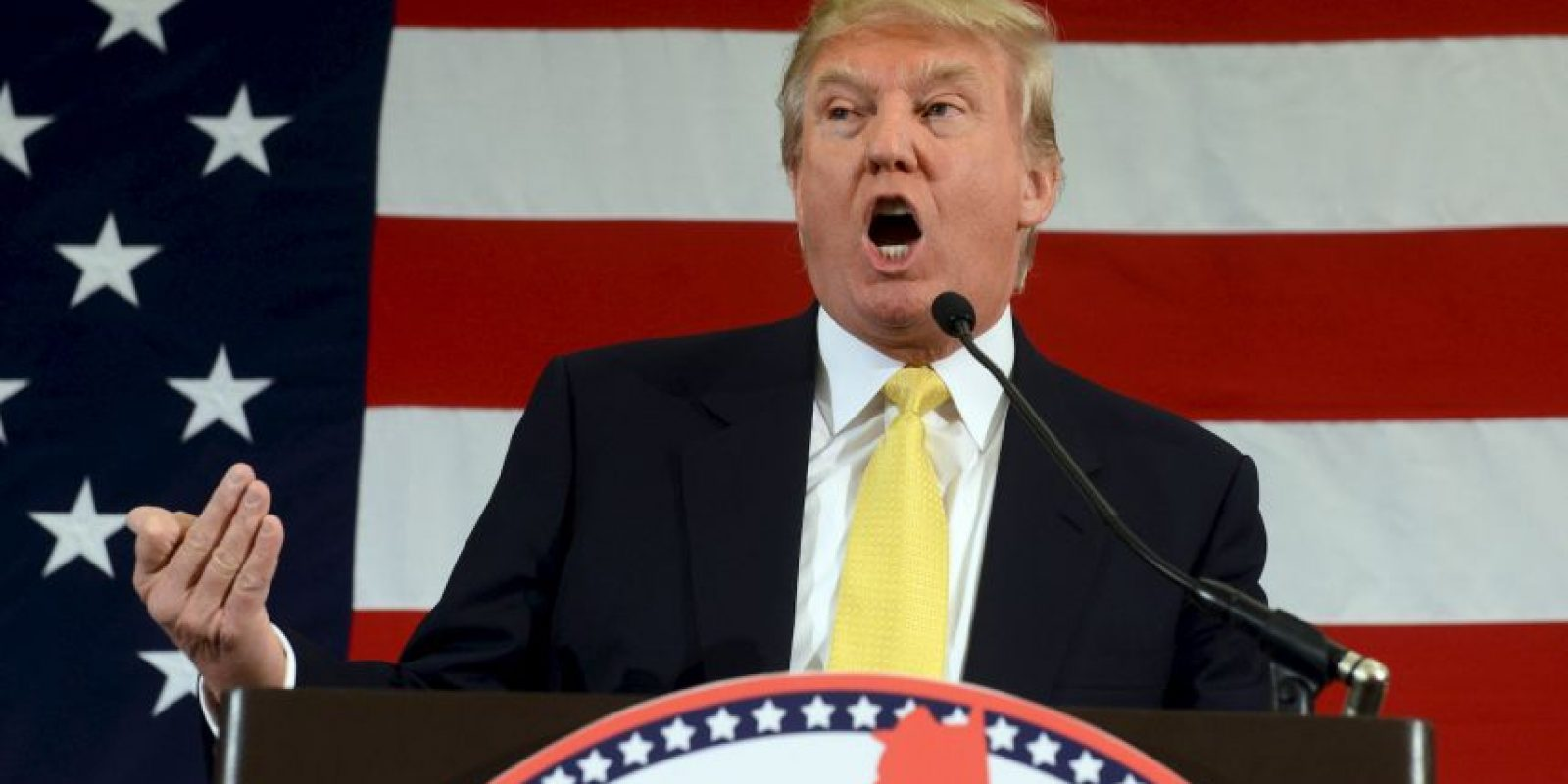 Donald Trump Foto:Getty Images