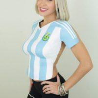 Argentina Foto:Vía instagram.com/pintatucuerpo