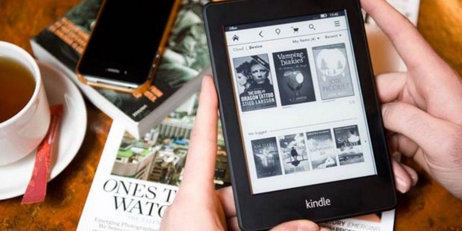 eReaders. Para papás ávidos de lectura, nada mejor que un aparato que les permita pasar horas en su pasatiempo favorito. Foto:Wikicommons