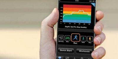 Apps que miden el ritmo cardíaco. El complemento perfecto para un sensor cardiaco es una app que permita medir y registrar el progreso de las mediciones. Foto:Wikicommons