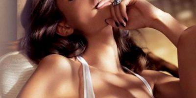 La modelo francesa Alessandra Paressant sostuvo que mantuvo encuentros sexuales con Ronaldinho, durante el Mundial de Alemania 2006. Foto:Facebook: Alexandra Paressant