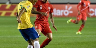Hizo un buen partido con Brasil Foto:AFP
