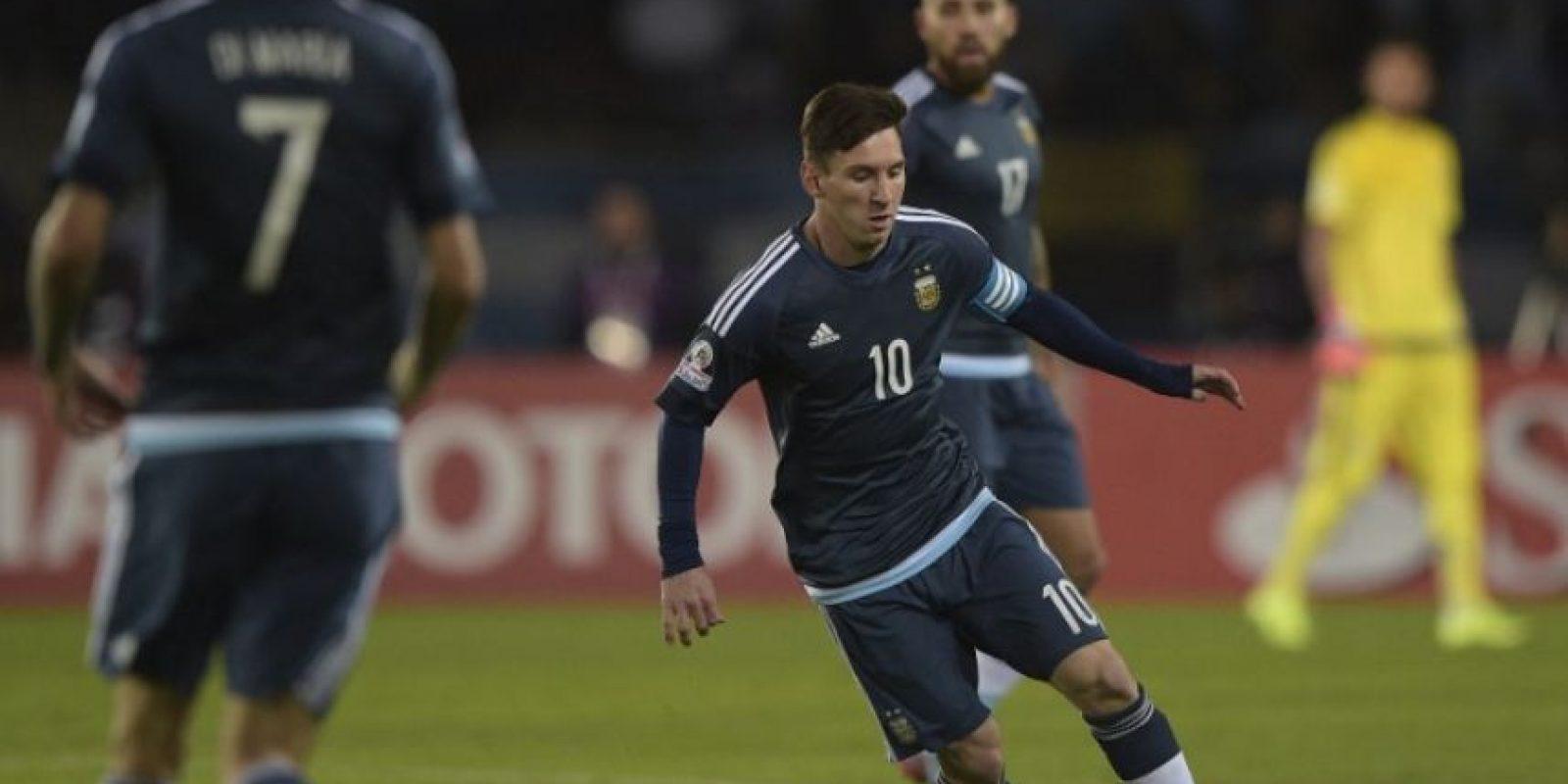 La Copa América 2015 es una gran oportunidad Foto:AFP