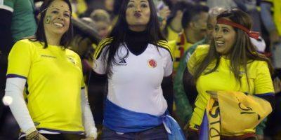 FOTOS: Las aficionadas más bellas del Colombia vs. Brasil