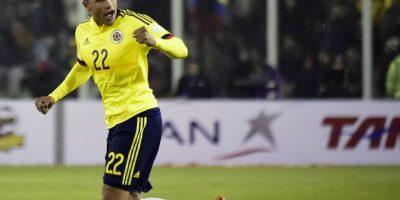 Colombia venció 1-0 a Brasil Foto:AFP
