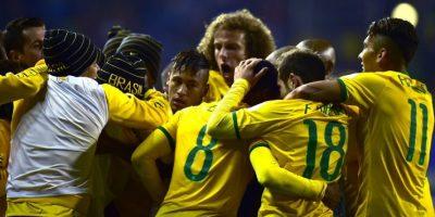 Acertó el triunfo de Brasil sobre Perú Foto:AFP