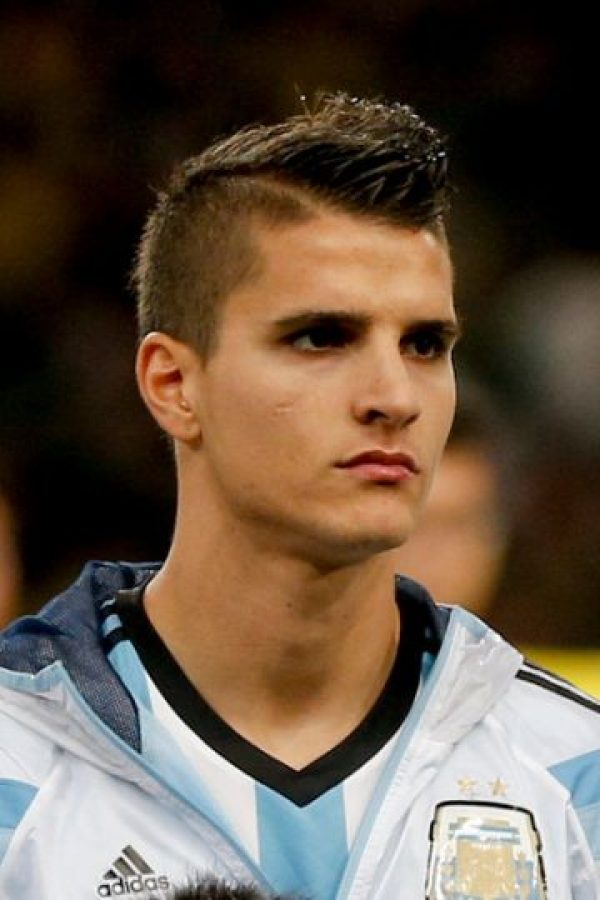 1. Erik Lamela (Argentina) Foto: Getty Images