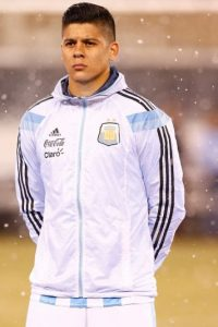 6. Marcos Rojo (Argentina) Foto: Getty Images
