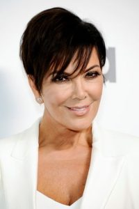 Aunque Kris sigue viéndose casi igual que cuando se hizo famosa. Foto:vía Getty Images
