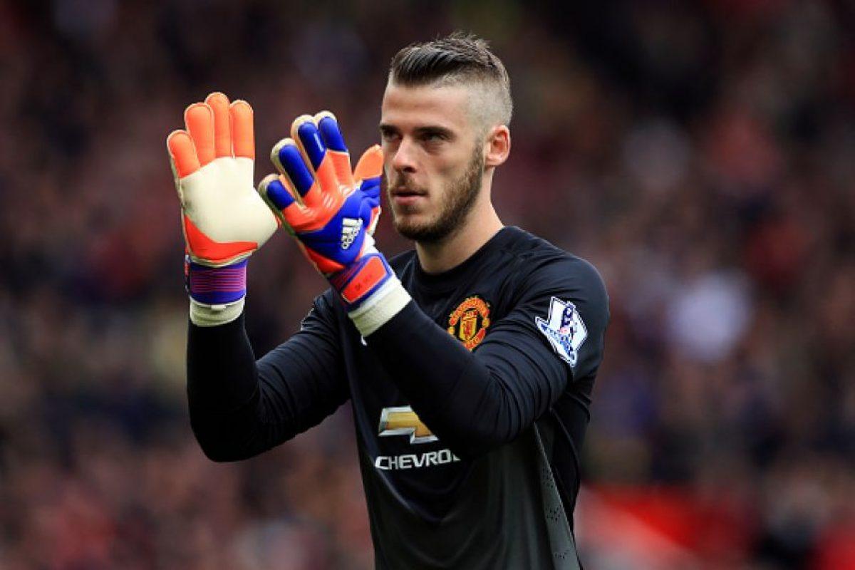 De Gea, de 24 años, es el portero del Manchester United. Foto:Getty Images