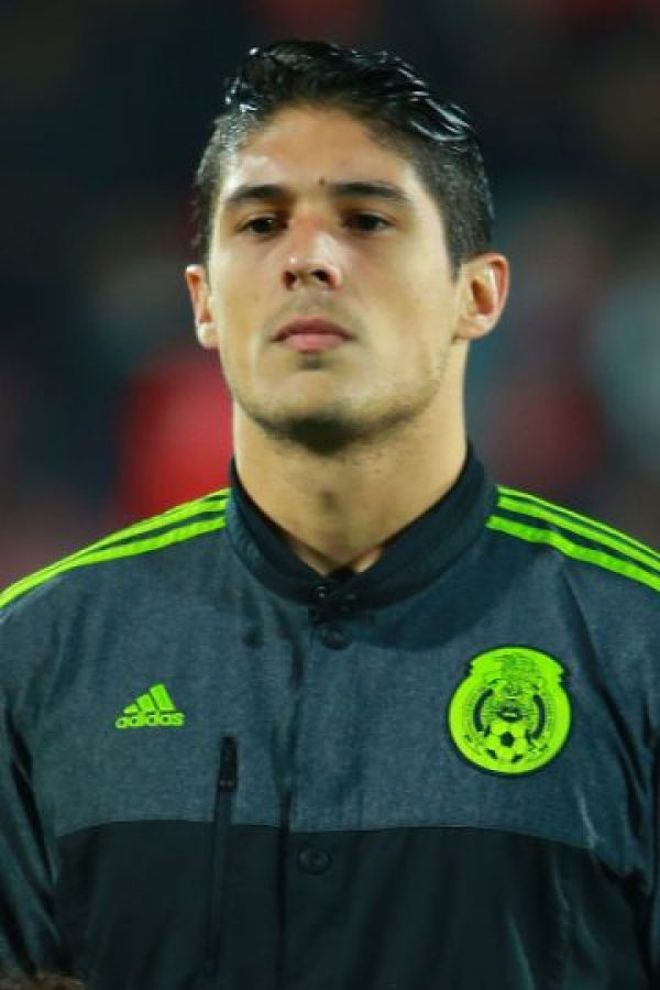 9. Javier Güémez (México) Foto: Getty Images