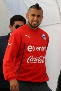 A pesar del escándalo, Jorge Sampaoli, entrenador de Chile no echará al volante del equipo. Foto:Getty Images