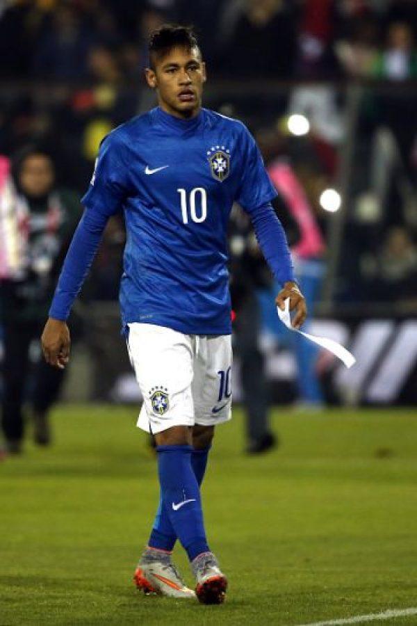 Por estas acciones, Neymar podría sufrir una dura sanción. Foto:Getty Images