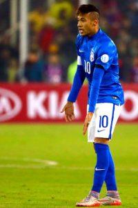 Esto, por gestos del jugador. Foto:Getty Images