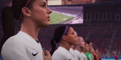 Incluye nuevos modos de juego como la posibilidad de elegir selecciones femeninas. Foto:Electronic Arts