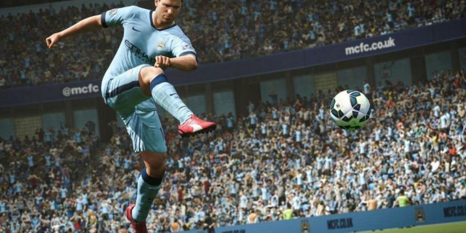 10) Definición con mayor técnica. Foto:EA Sports