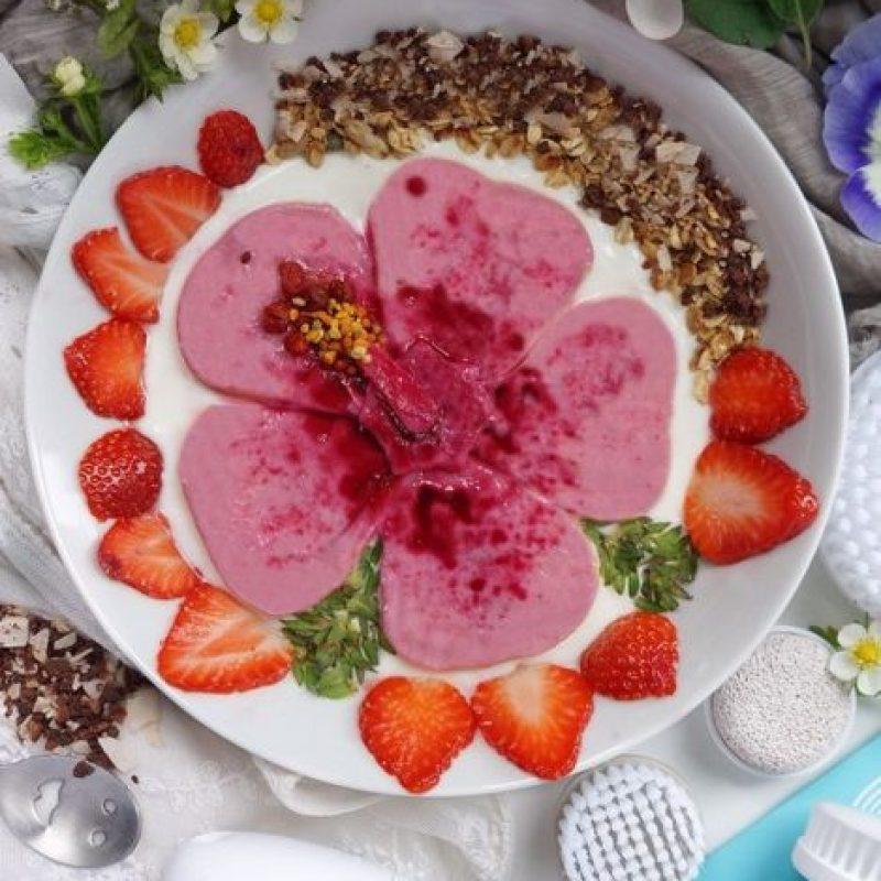 Flor. Foto:instagram.com/fresheather
