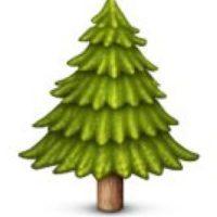 Pino. Foto:emojipedia.org