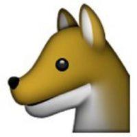 Cabeza de caballo. Foto:emojipedia.org