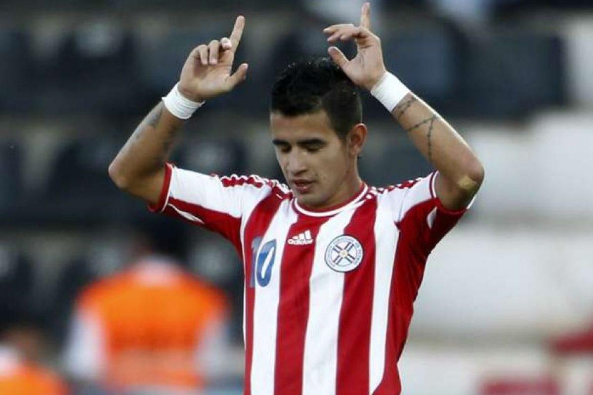 7. Derlis González (Paraguay) Foto:Getty Images