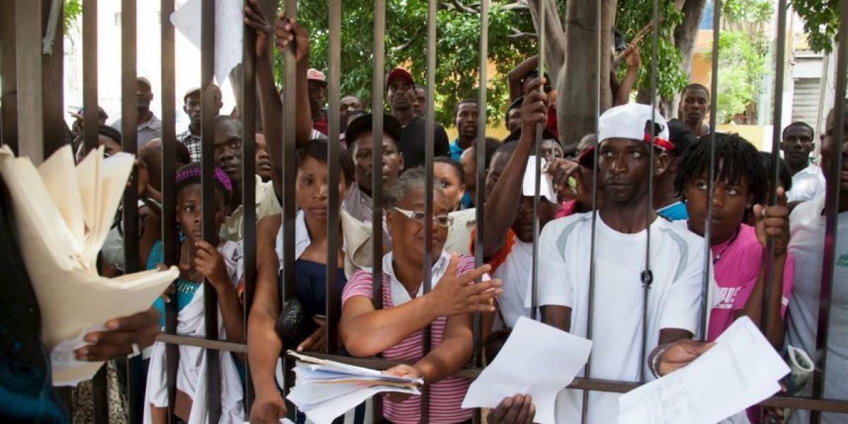 Caos en República Dominicana por vencimiento de inscripción para extranjeros