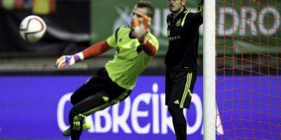 Por lo que sólo llegaría a Madrid si Iker Casillas sale del equipo. Foto:Getty Images
