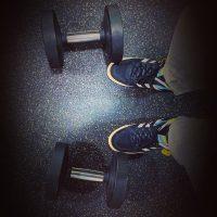 8. Pesas, polainas y artículos para hacer ejercicio Foto:Vía instagram.com/hermann.von.haus