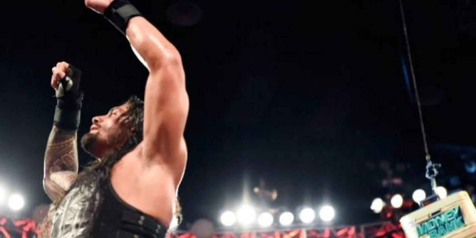 Es uno de los peleadores preferidos por el universo del entretenimiento deportivo Foto:WWE