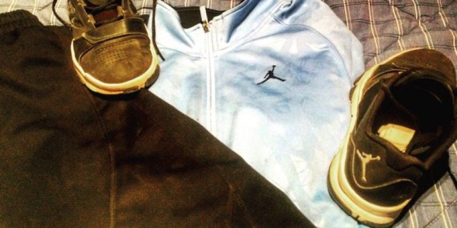 7. Conjunto de ropa deportiva Foto:Vía instagram.com/rossife_