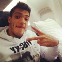Pero su nula participación en el Atlético de Madrid lo alejó de los reflectores. Foto:Vía instagram.com/raulrj11