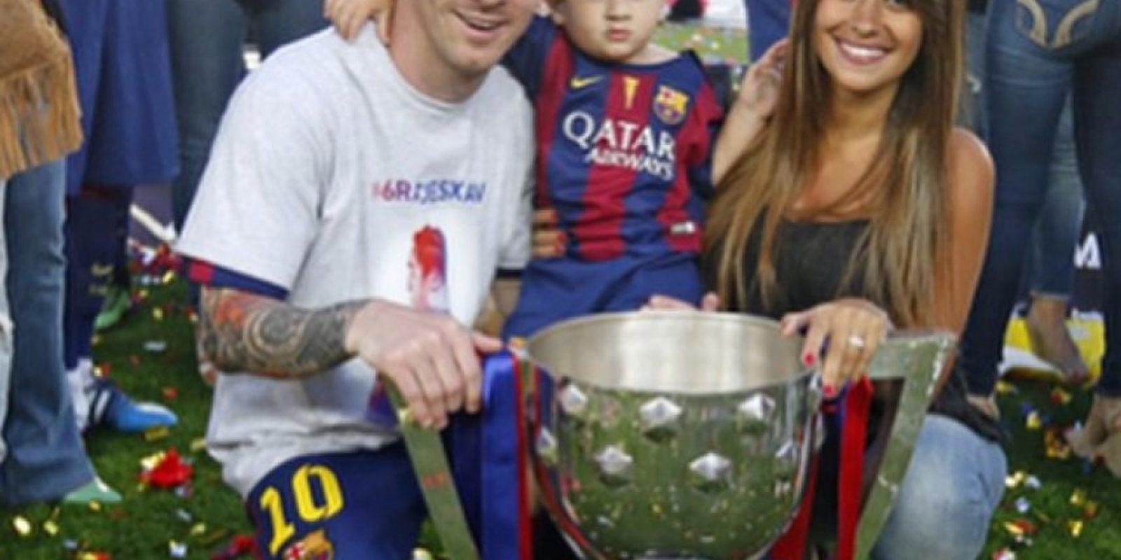 Lionel Messi. Foto:Vía instagram.com/leomessi