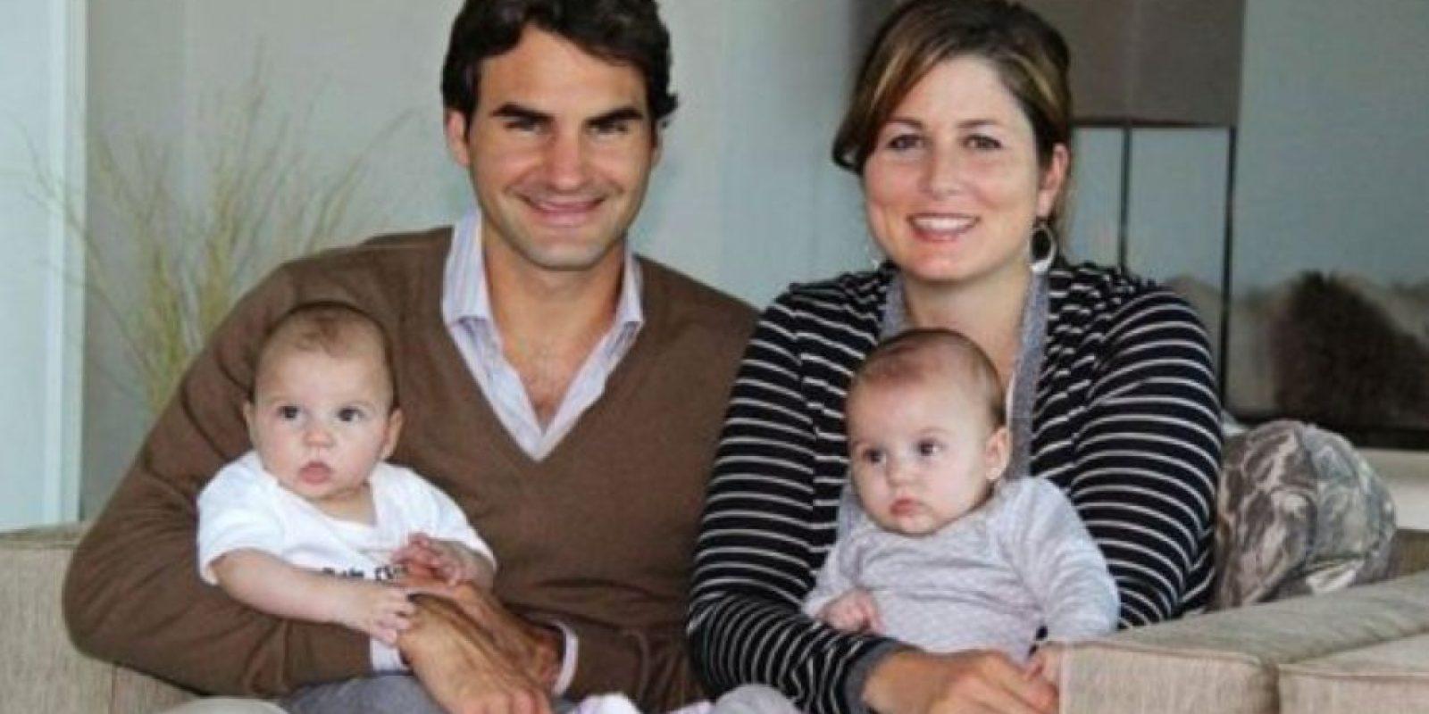 Roger Federer. Foto:Vía instagram.com/rogerfederer