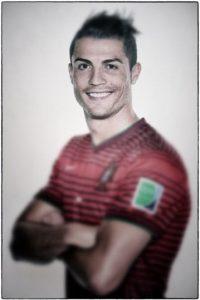 Ahora, el jugador del Real Madrid tendrá su propio perfume. Foto:Getty Images