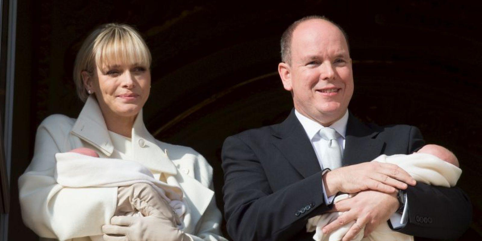 Será Jacques el herederó al título de Alberto II. Foto:Getty Images
